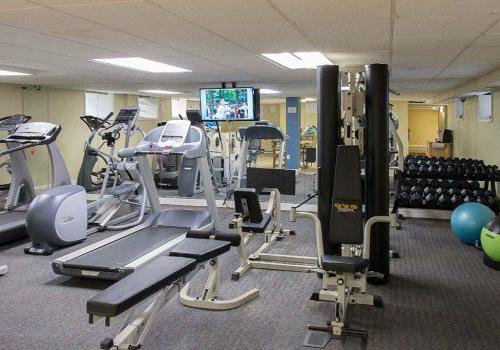宾夕法尼亚州费城塞奇威克花园bbin的健身中心与锻炼设备出租