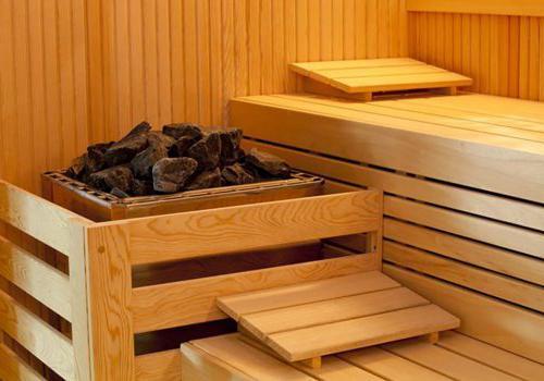 在帕克公园的Enclaves有一个带储物柜的热桑拿房出租